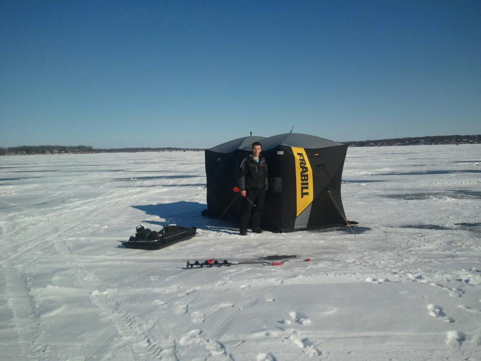Ice fishing jody 39 s journeys for Ice fishing tents